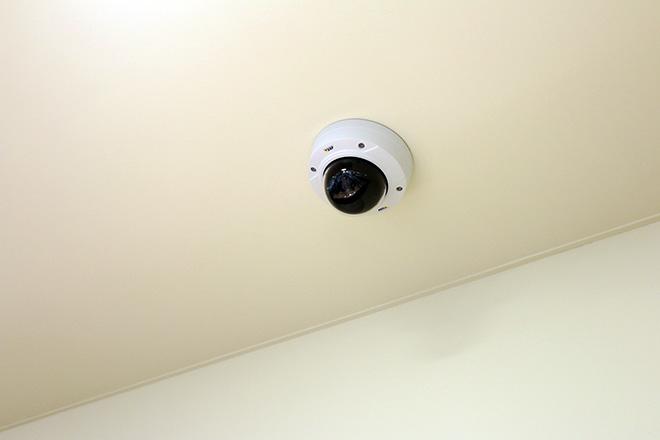 セキュリティカメラの導入